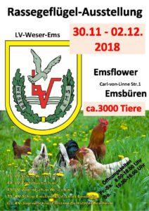 2018 LV-Schau plakat